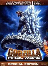 Godzilla: Final Wars - Poster