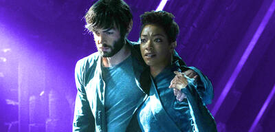 Star Trek: Discovery: Spock und Burnham