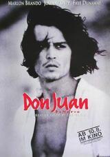 Don Juan DeMarco - Poster