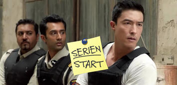 Bild zu:  Criminal Minds: Beyond Borders, Staffel 1