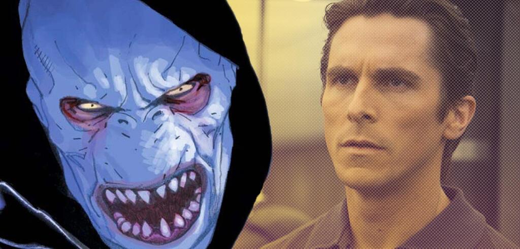 Christian Bale als Gorr, der Schlächter