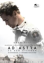Ad Astra - Zu den Sternen Poster