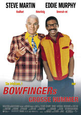 Bowfingers große Nummer - Poster