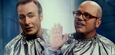 Bob Odenkirk und David Cross