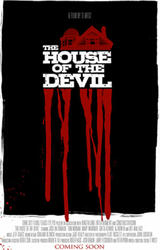 The House of the Devil - Poster