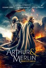 Artus & Merlin - Ritter von Camelot - Poster