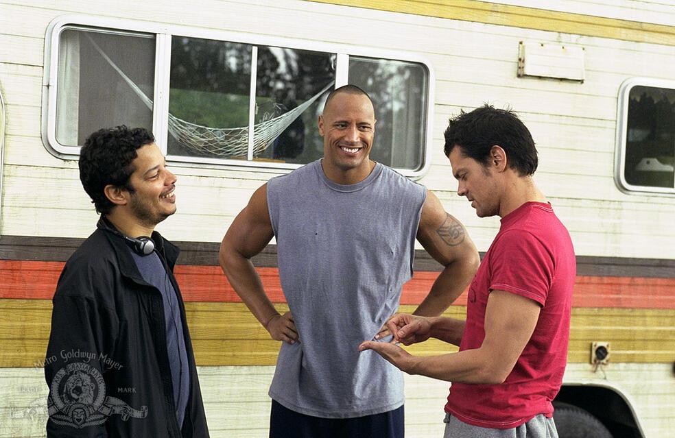 Walking Tall - Auf eigene Faust mit Dwayne Johnson, Johnny Knoxville und Kevin Bray
