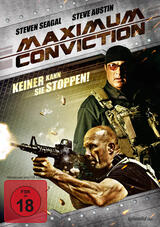 Maximum Conviction - Poster