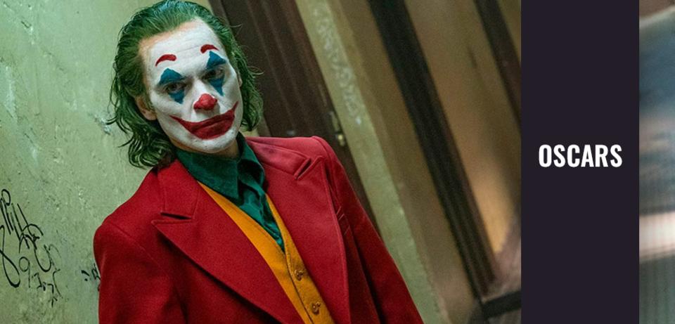 Im Oscar-Rennen: Joker mit Joaquin Phoenix
