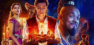 Aladdin und seine Freunde