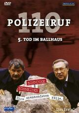 Polizeiruf 110: Tod im Ballhaus - Poster