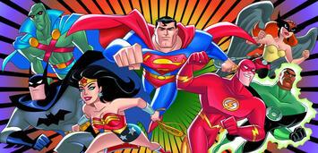 Bild zu:  Justice League - Die Liga der Gerechten