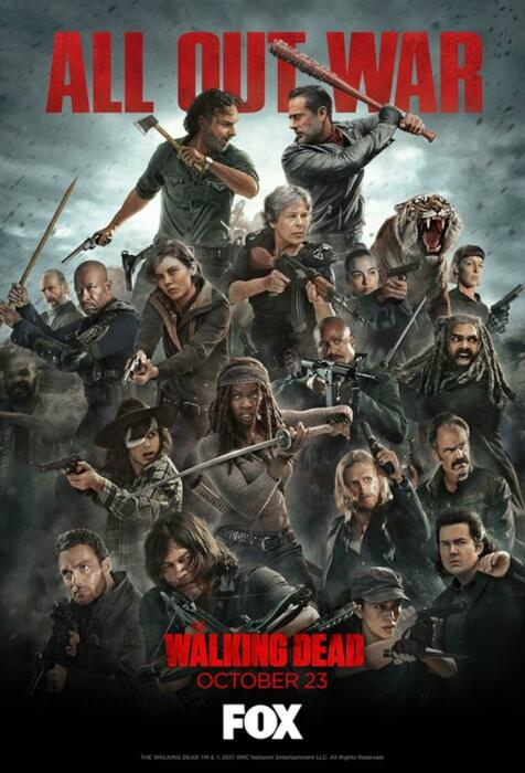 The Walking Dead Staffel 8 Stream Serienstream