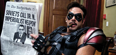 Watchmen mit Jeffrey Dean Morgan