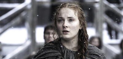 Sophie Turner als Sansa in Game of Thrones