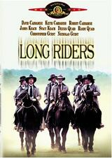 Long Riders - Poster