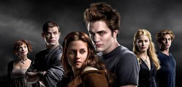 Bild zu:  Bella und die Cullen-Geschwister in Twilight