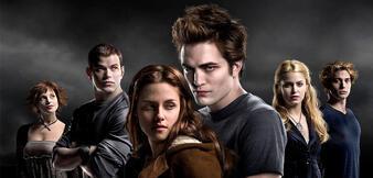 Bella und die Cullen-Geschwister in Twilight