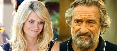Neues Projekt für Reese Witherspoon und Robert De Niro