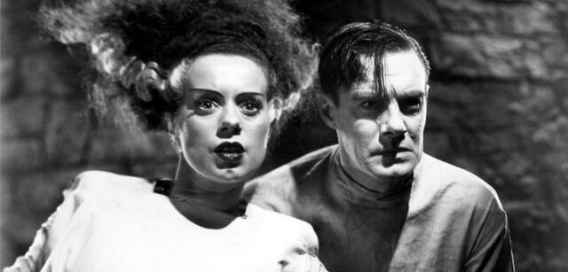 Boris Karloffs Frankensteins Braut (1935)