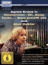 Oh, diese Tante - Poster