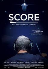 Score - Eine Geschichte der Filmmusik - Poster