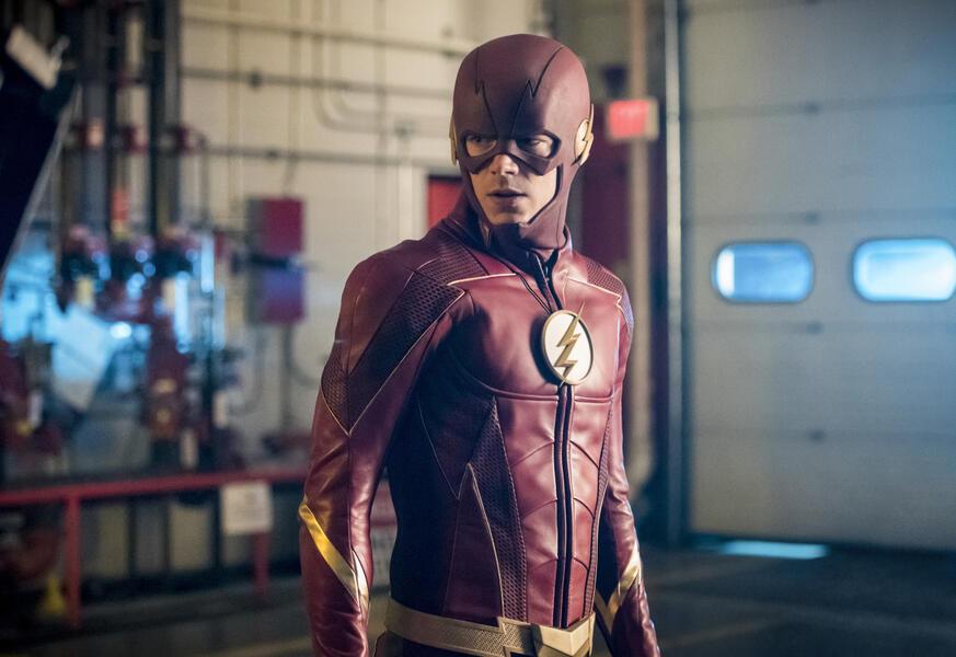 The Flash - Staffel 4 mit Grant Gustin