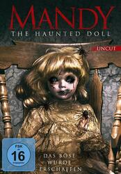 Mandy the Haunted Doll Poster