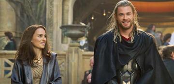 Jane Foster und Thor
