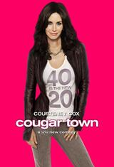 Cougar Town - Poster