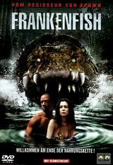 Frankenfish - Poster
