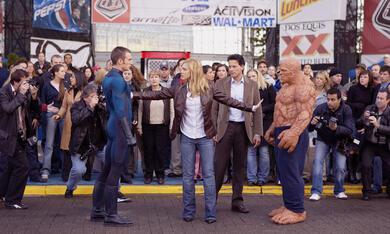 Fantastic Four mit Jessica Alba, Chris Evans und Michael Chiklis - Bild 7