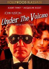 Unter dem Vulkan - Poster