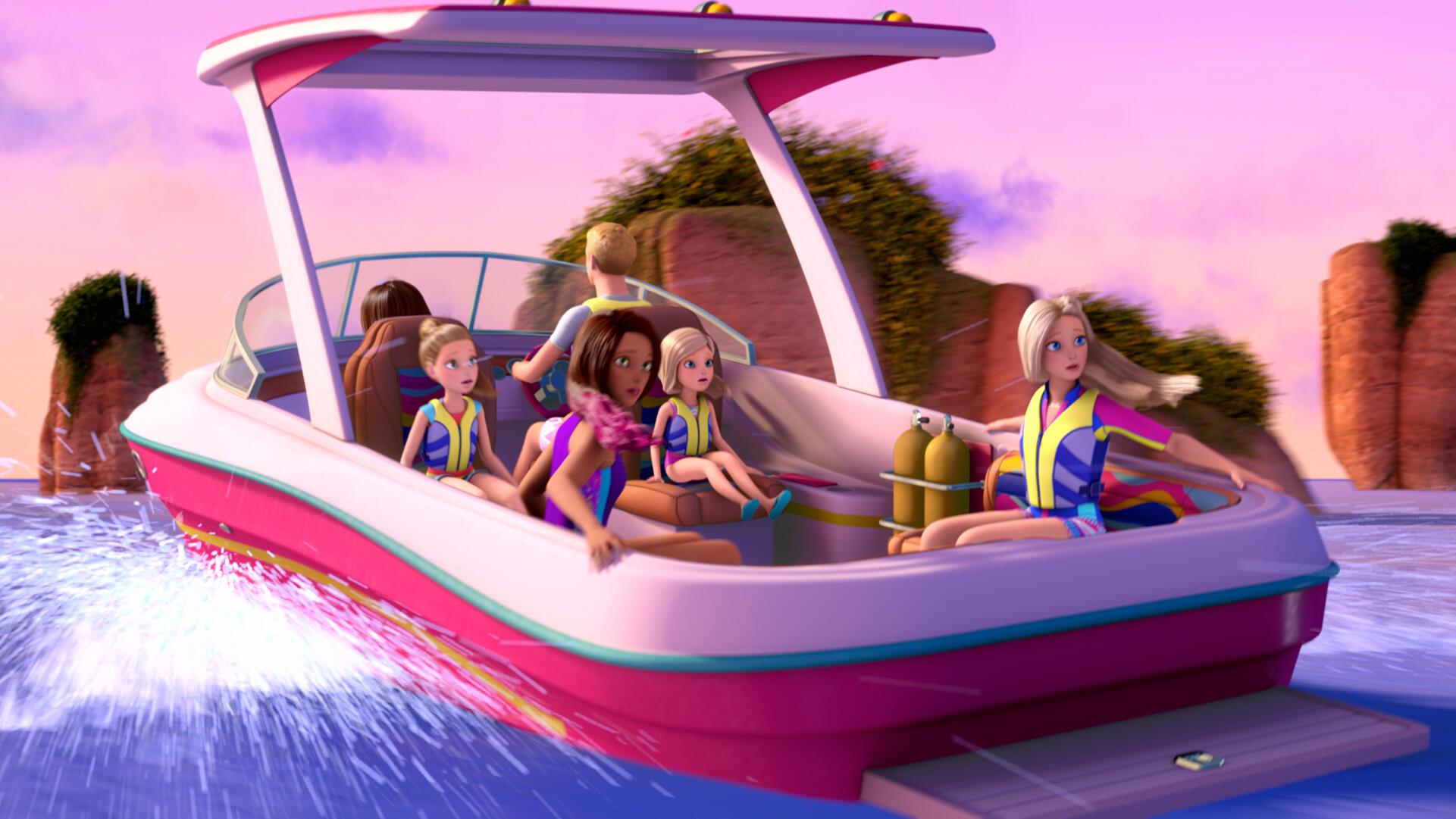 Barbie Kurzfilme