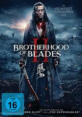 Brotherhood of Blades II - Poster