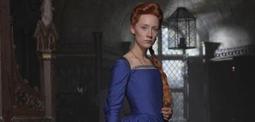 Mary Queen Of Scots: Saoirse Ronan