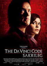 The Da Vinci Code - Sakrileg - Poster