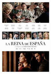 The Queen of Spain Poster