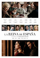 The Queen of Spain - Poster