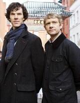 Sherlock: Der blinde Banker - Poster