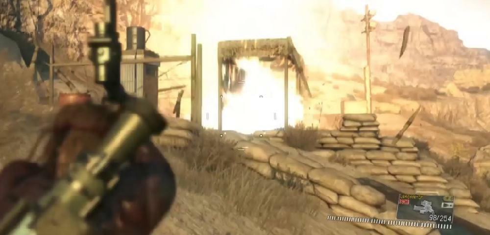 Metal Gear Solid 5 — Bug lässt euch irrsinnige Waffen bauen