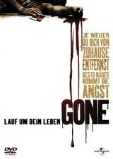 Gone - Lauf um dein Leben - Poster