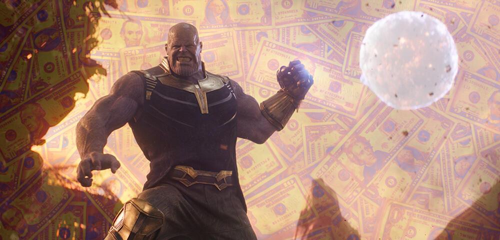 Avengers 3 - So viele Dollars müssen zusammenkommen