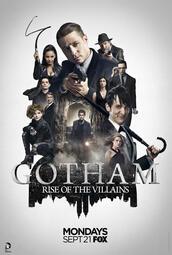 Gotham - Staffel 2 - Poster