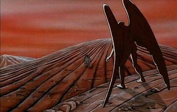 """""""Herrscher der Zeit"""" von René Laloux"""