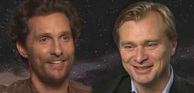 Interstellar-Cast im Interview