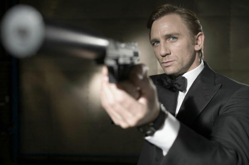 James Bond 007 - Casino Royale mit Daniel Craig