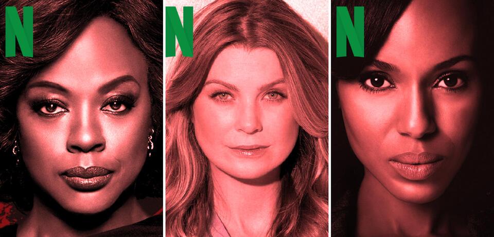 Erfolg für Netflix: Grey\'s Anatomy-Schöpferin produziert 8 neue ...