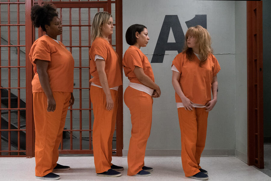 Orange Is the New Black - Staffel 6 mit Taylor Schilling