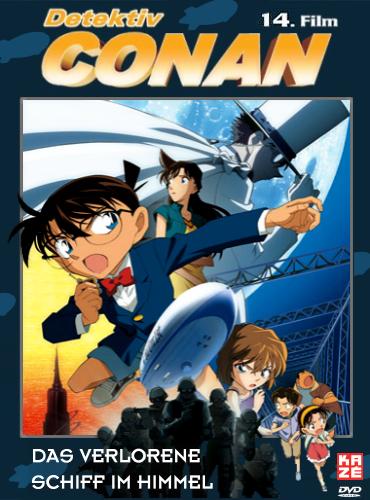 Detektiv Conan Das Verlorene Schiff Im Himmel Stream
